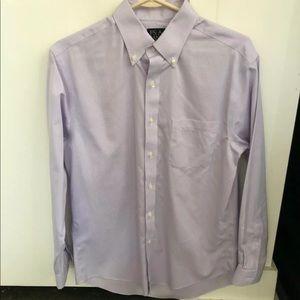 Jos.A.Bank Purple Dress shirt - Slim Fit